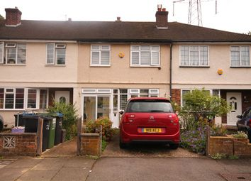 3 bed terraced house for sale in Riverside Drive, Mitcham CR4