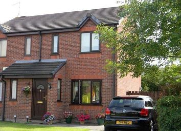 Thumbnail 2 bed semi-detached house to rent in Haydock Close, Jesmond Court, Chester
