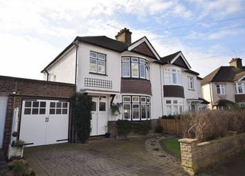 Thumbnail 3 bedroom semi-detached house for sale in Poulett Gardens, Twickenham