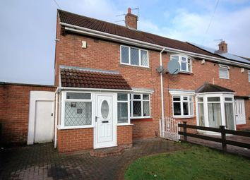 Thumbnail 2 bed semi-detached house for sale in Runnymede Road, Sunderland