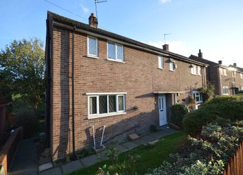 Thumbnail 2 bed semi-detached house for sale in Wharncliffe Road, Wakefield