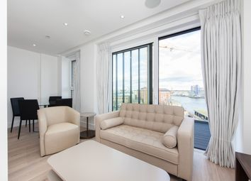 Thumbnail Studio to rent in Westbourne Apartments, Fulham Riverside, Fulham