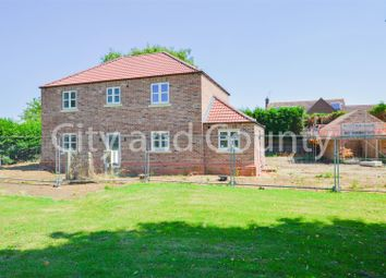 Thumbnail 3 bed detached house for sale in North Green, Coates, Peterborough