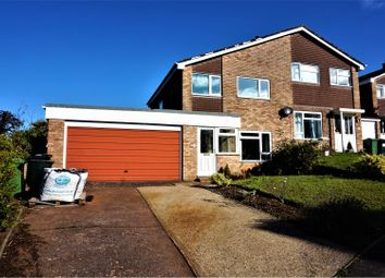 Thumbnail 3 bed semi-detached house for sale in Warecroft Road, Kingsteignton, Newton Abbot