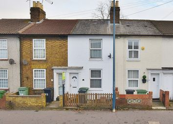 Thumbnail 2 bed terraced house to rent in Lower Boxley Road, Maidstone, Kent