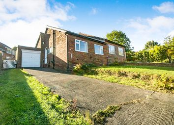 Thumbnail 2 bed bungalow for sale in Heathwell Gardens, Swalwell, Newcastle Upon Tyne