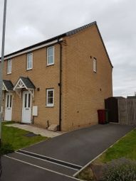 Thumbnail 2 bed semi-detached house to rent in Brambling Way, Scunthorpe