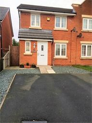 Thumbnail 4 bed semi-detached house for sale in Cavaghan Gardens, Carlisle, Cumbria