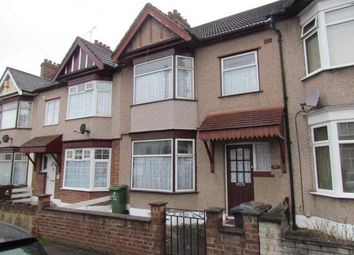 Thumbnail 3 bed terraced house to rent in Farrance Road, Chadwell Heath, Romford