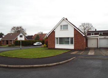 Thumbnail 3 bedroom bungalow for sale in Greensway, Broughton, Preston, Lancashire