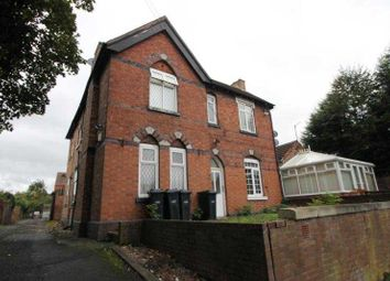 Thumbnail 1 bed flat to rent in The Manse, Church Road, Lye, Stourbridge, West Midlands