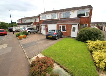 Thumbnail 3 bed end terrace house for sale in Barbican Rise, Stoke Hill, Coventry