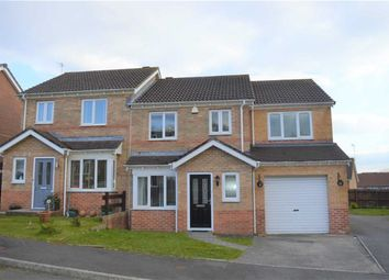 Thumbnail 4 bed semi-detached house for sale in Plas Gwernen, Pencoedtre Village, Barry