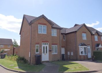 Thumbnail 3 bed property to rent in Thor Drive, Bedford