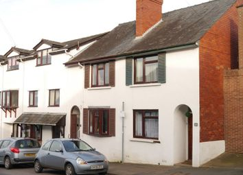 Thumbnail 3 bedroom terraced house for sale in Edde Cross Street, Ross-On-Wye