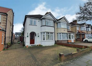 Thumbnail 3 bed semi-detached house for sale in Walton Road, Harrow