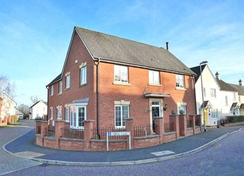 4 bed detached house for sale in Lupin Way, Willand EX15