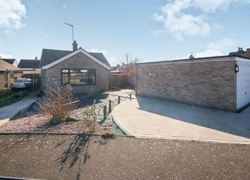 Thumbnail 3 bed detached bungalow for sale in Wheatacres, Thetford, Norfolk