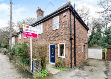 Thumbnail 3 bed semi-detached house for sale in Burgess Road, Bassett, Southampton