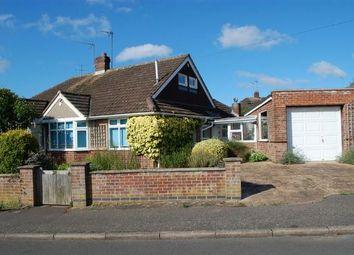 Thumbnail 3 bedroom semi-detached bungalow for sale in Muscott Lane, Duston Village, Northampton