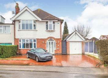 Thumbnail 3 bed detached house for sale in Greys Road, Woodthorpe, Nottingham, Nottinghamshire