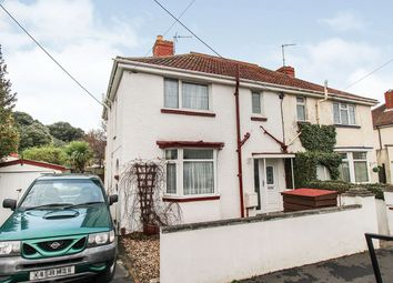 Thumbnail 1 bed flat to rent in Knowles Road, Clevedon