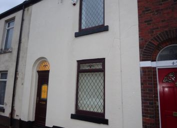 Thumbnail 2 bed terraced house to rent in Stockport Road, Hyde