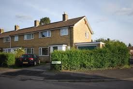 Thumbnail 1 bed end terrace house to rent in Sainfoin End, Hemel Hempstead, Hertfordshire