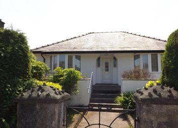 Thumbnail 2 bed bungalow for sale in Minffordd Road, Penrhyndeudraeth, Gwynedd
