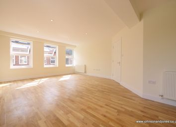 Thumbnail 2 bed flat to rent in Eastworth Road, Chertsey