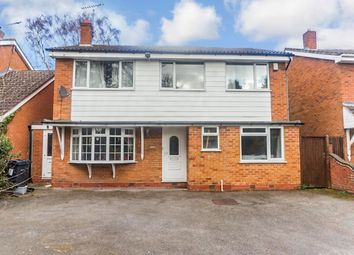 Thumbnail 5 bed detached house for sale in Walmley Road, Walmley, Sutton Coldfield
