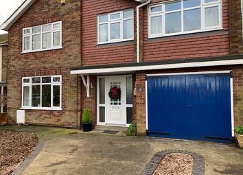 Thumbnail 4 bed detached house for sale in East Green, Messingham, Scunthorpe