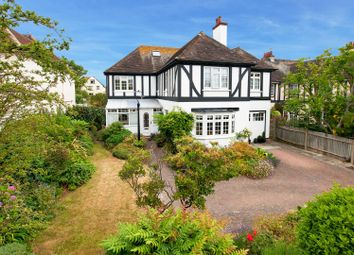 Thumbnail 5 bed detached house for sale in Herdson Road, Folkestone
