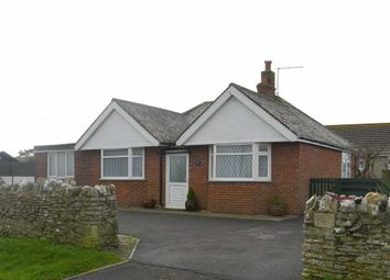 Thumbnail 4 bed detached bungalow for sale in Avalanche Road, Portland, Dorset