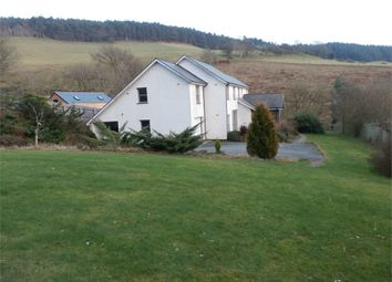 Thumbnail 7 bed detached house for sale in Creignant, Llanafan, Aberystwyth, Ceredigion