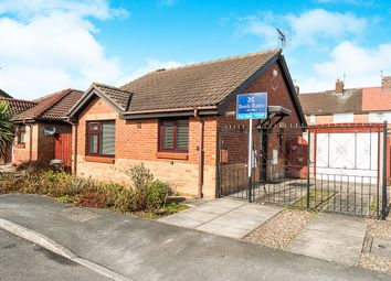 Thumbnail 2 bed bungalow for sale in Hotton Close, Hull