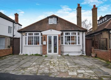 Thumbnail 3 bedroom detached bungalow for sale in Stilecroft Gardens, North Wembley, Middlesex