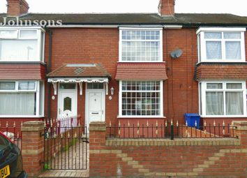 Thumbnail 2 bedroom terraced house for sale in Herbert Road, York Road, Doncaster.