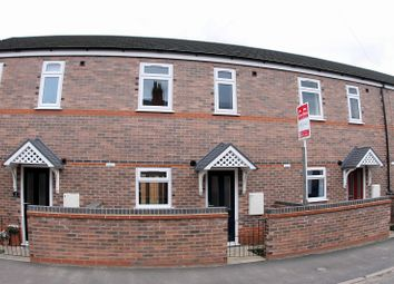 Thumbnail 3 bed mews house for sale in Church Mews, Oakwood Lane, Barnton, Northwich, Cheshire.