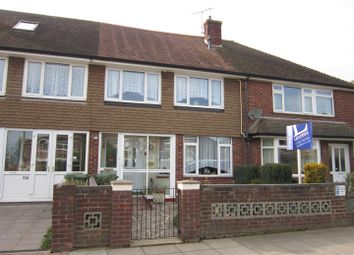 Thumbnail 4 bedroom terraced house for sale in Lower Drayton Lane, Drayton, Portsmouth