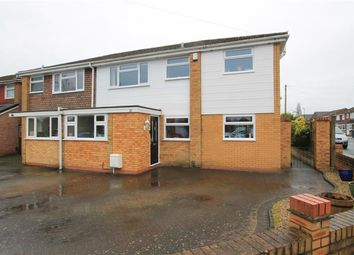 Thumbnail 4 bed semi-detached house for sale in Signal Hayes Road, Sutton Coldfield