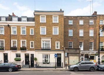Lower Belgrave Street, London SW1W. 2 bed terraced house