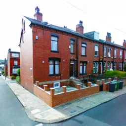 Thumbnail 4 bed end terrace house to rent in Lumley Road, Burley, Leeds