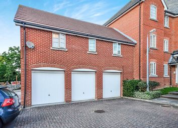 Thumbnail 2 bed flat to rent in Rowan Close, Fareham