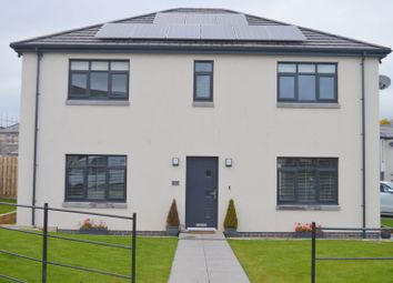 Thumbnail 4 bed detached house for sale in Lomax Court, Tweedmouth, Berwick-Upon-Tweed