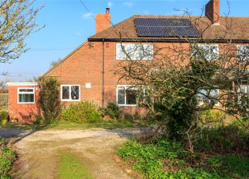 Thumbnail 3 bed semi-detached house for sale in Garron View, Llangarron, Ross-On-Wye, Herefordshire