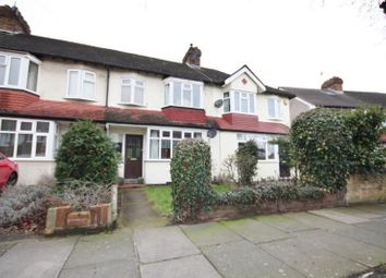 Thumbnail 4 bed terraced house to rent in Grasmere Avenue, Whitton