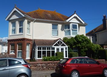 Thumbnail 1 bed flat to rent in Cliff Road, Paignton