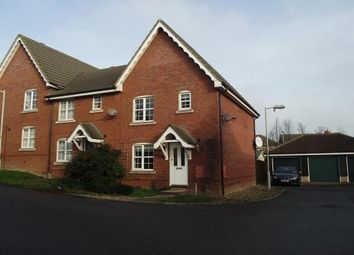 Thumbnail 3 bed property to rent in Nightingale Close, Stowmarket