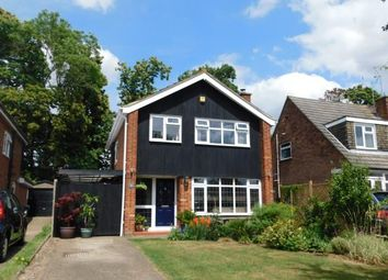 Thumbnail 3 bed detached house for sale in Greystones Road, Bearsted, Maidstone, Kent